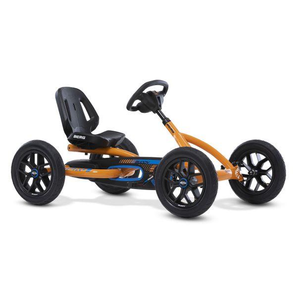 BERG Gokart Buddy B-Orange (Facelift 2021)