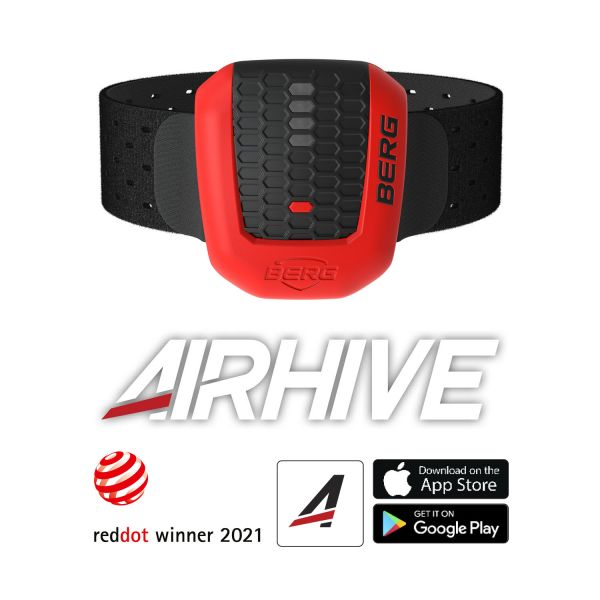 BERG Trampolin AirHive Jump Tracker