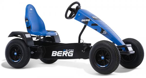 BERG Gokart B.Super Blue XXL E-BFR-3