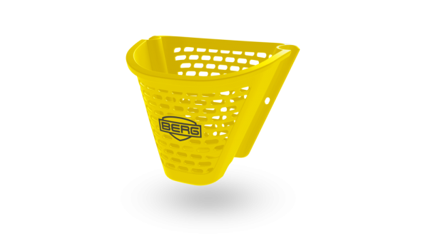 BERG Gokart Buzzy Körbchen Yellow