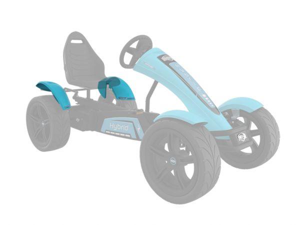 BERG Ersatzteil Kotflügel hinten 71° Hybrid