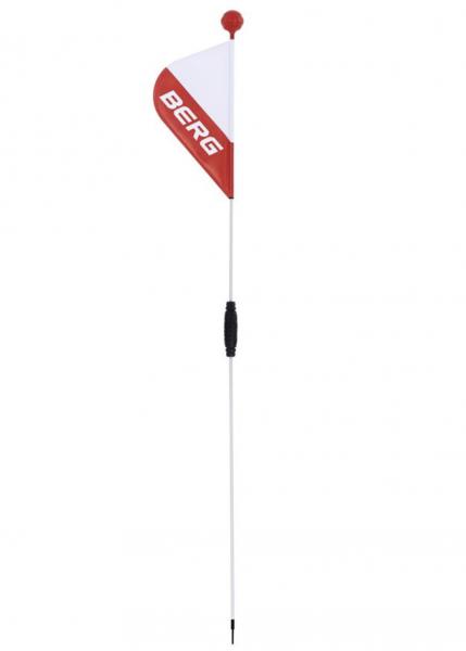 BERG Gokart Sicherheitsfahne L für Buddy/Choppy Modelle ab Baujahr 2021
