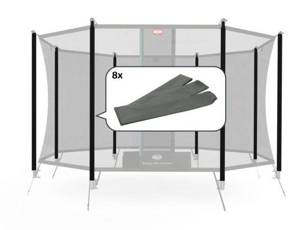 BERG Toys Ersatzteil Schutzhüllen-Set ( 8X) für Schaumstoffpolster - Sicherheitsnetz Comfort