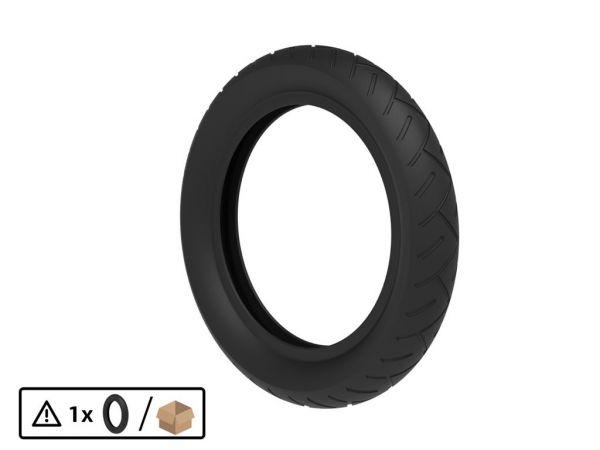 BERG Ersatzteil Reifen Slickprofil 12.5x2.25-8 schwarz Buddy