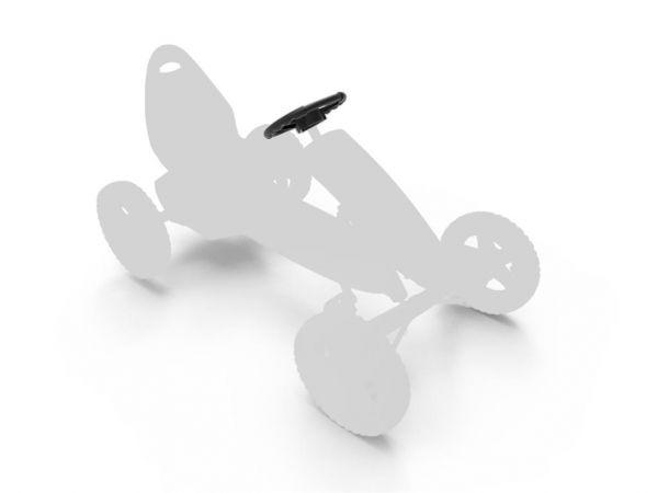 BERG Ersatzteil Lenkrad oval (Buddy)