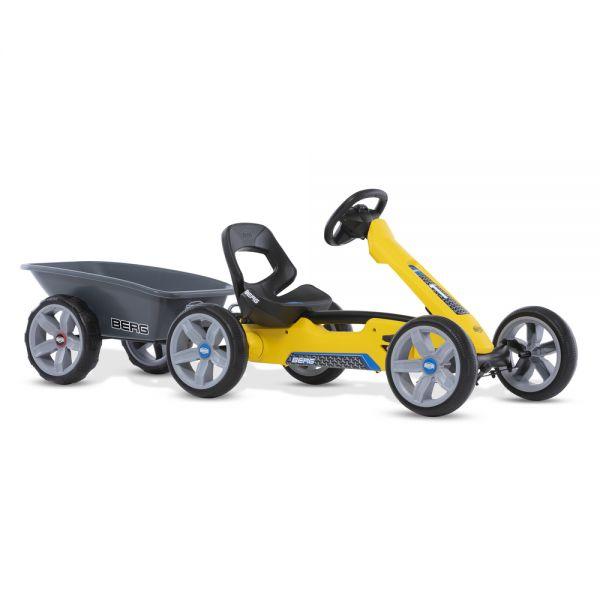 BERG Gokart Reppy Rider inkl. BERG Trailer M