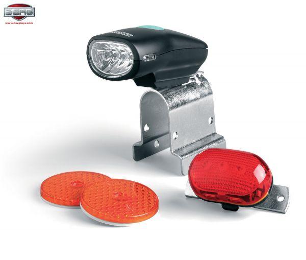 BERG Gokart Beleuchtungsset (LED+Batterie)