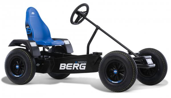 BERG Gokart B.Rapid Blue XL BFR
